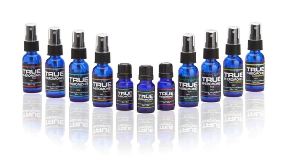 Complete Pheromone Attraction System For Men